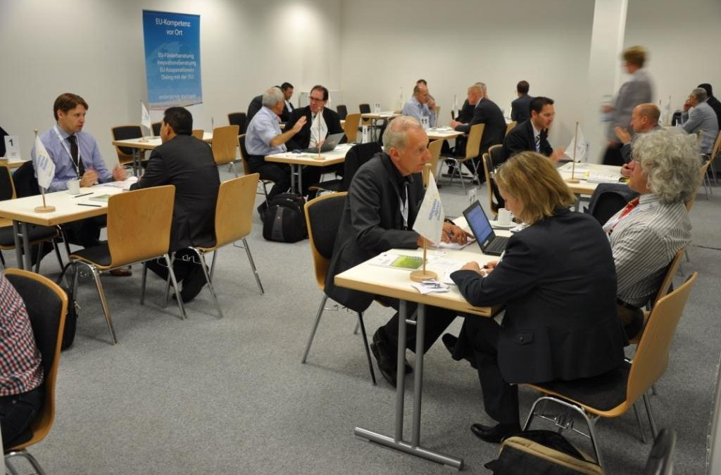 Internationale Kooperationsbörse auf dem 17. Lieferantentag M-V