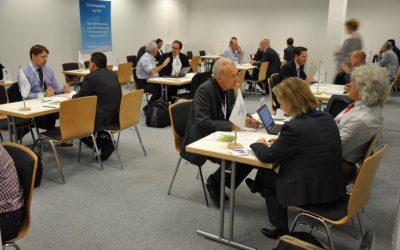 Internationale Kooperationsbörse auf dem 16. Lieferantentag M-V