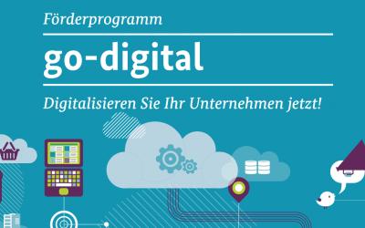Go-Digital-Flyer wurde veröffentlicht