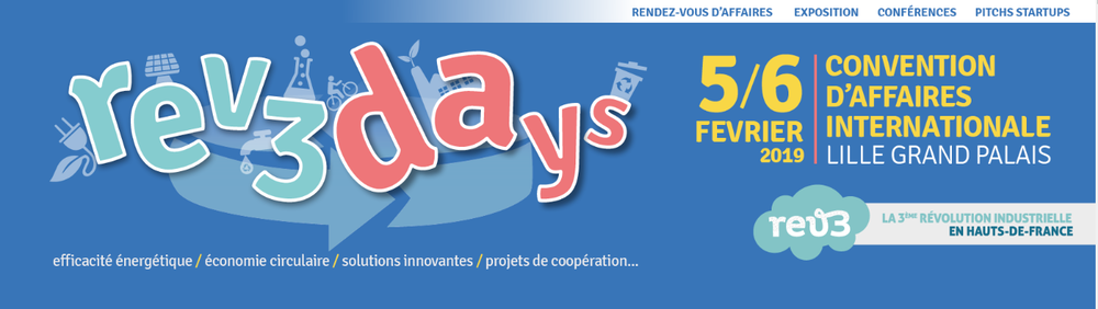 "2. Internationale Business Convention ""REV3 Days"""
