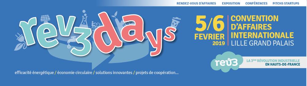 "2. Internationale Business Convention ""REV3 Days"""